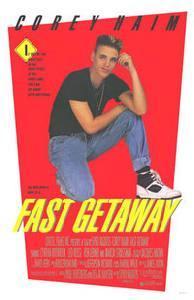 Únik  - Fast Getaway