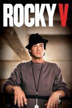 Plakát k filmu: Rocky V