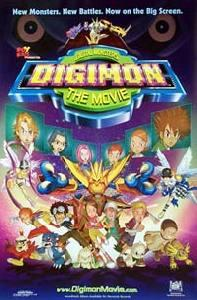 Digimon  - Digimon: The Movie