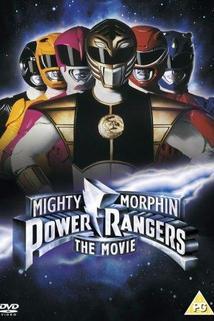 Strážci vesmíru  - Mighty Morphin Power Rangers
