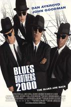 Plakát k filmu: Blues Brothers 2000