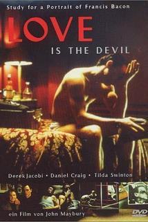 Láska prokletá  - Love Is the Devil: Study for a Portrait of Francis Bacon