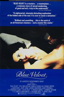 Modrý samet