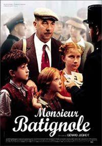 Pan Batignole  - Monsieur Batignole