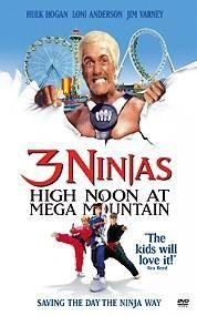 3 Ninžové v zábavním parku  - 3 Ninjas: High Noon at Mega Mountain