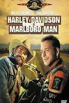Plakát k filmu: Harley Davidson a Marlboro Man