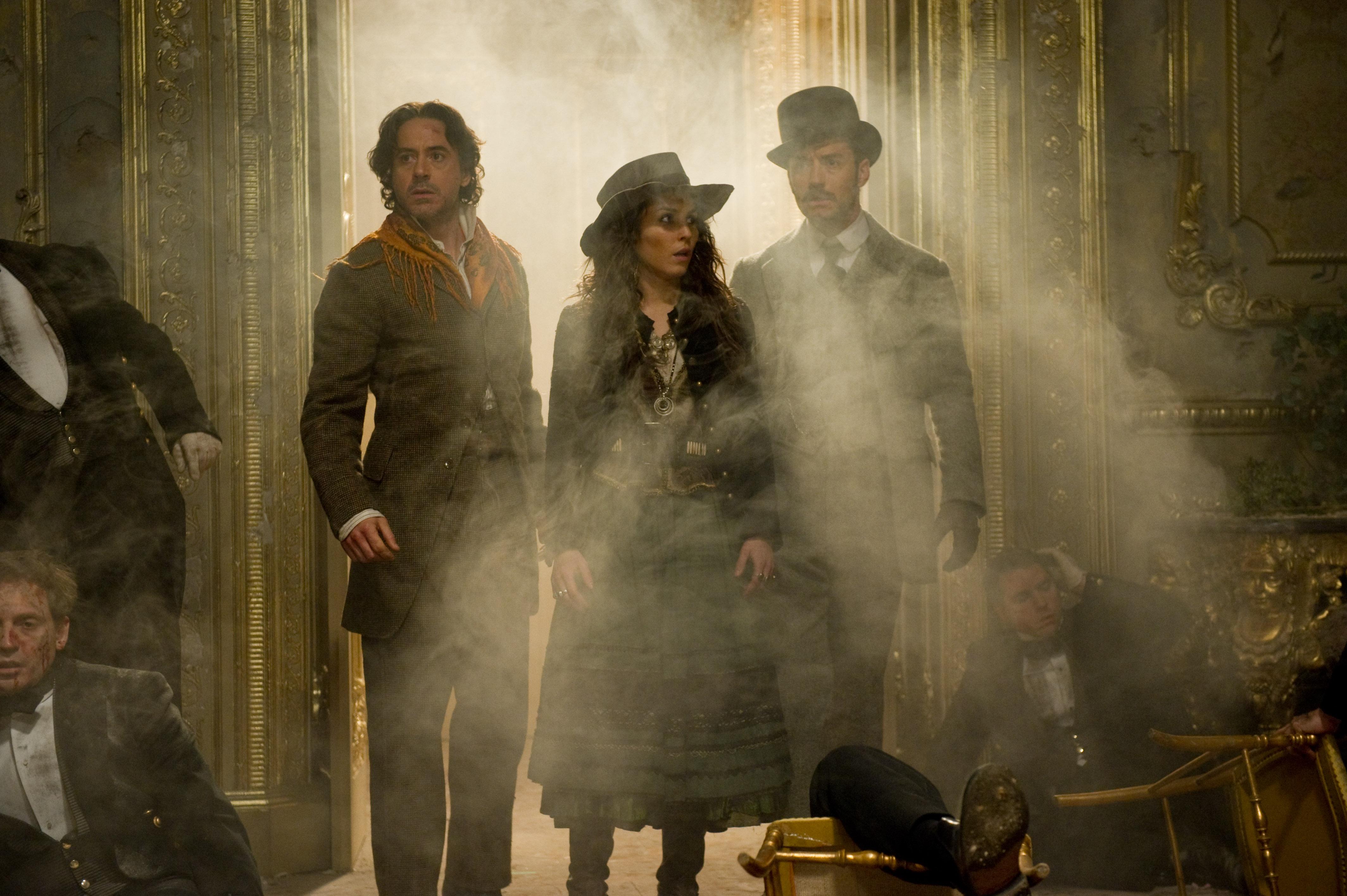 Sherlock Holmes: Hra stínů