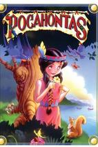 Plakát k filmu: Pocahontas