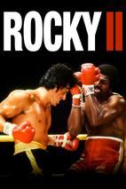 Plakát k filmu: Rocky II