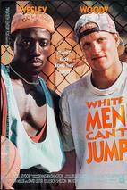 Plakát k filmu: Bílí muži neumějí skákat