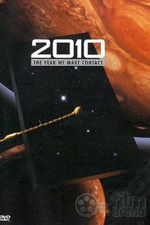 Plakát k filmu: 2010: Druhá vesmírná Odyssea