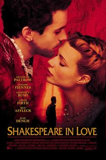 Zamilovaný Shakespeare  - Shakespeare in Love