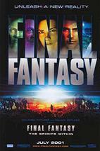 Plakát k filmu: Final Fantasy: Esence života