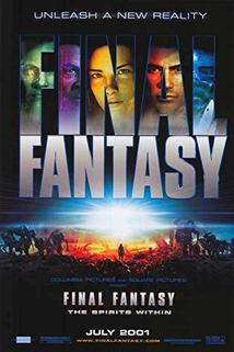 Final Fantasy: Esence života  - Final Fantasy: The Spirits Within