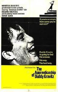Apprenticeship of Duddy Kravitz, The  - Apprenticeship of Duddy Kravitz, The