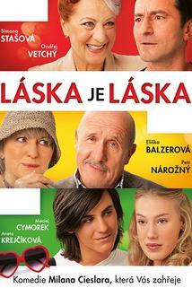 Plakát k filmu: Láska je láska