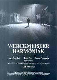 Plakát k filmu: Werckmeisterovy harmonie