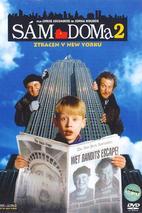 Plakát k filmu: Sám doma 2: Ztracen v New Yorku