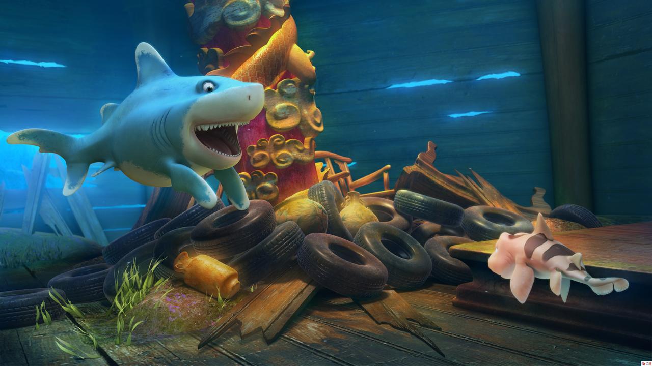 Žraloci na s(o)uši
