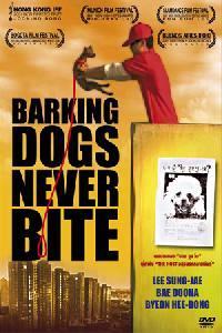 Pes, který štěká, nekouše