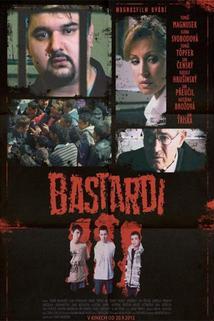 Plakát k filmu: Bastardi 3