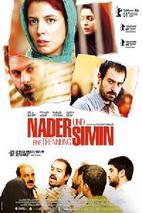 Plakát k filmu: Rozchod Nadera a Simin