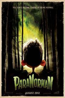 Plakát k filmu: Norman a duchové 3D