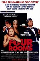 Plakát k filmu: Čtyři pokoje