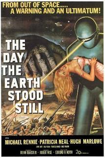 Den, kdy se zastavila Země