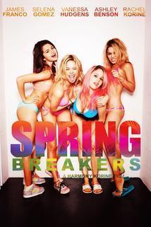 Plakát k filmu: Spring Breakers