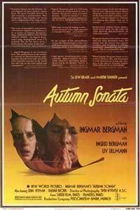 Plakát k filmu: Podzimní sonáta