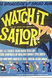 Watch it, Sailor!