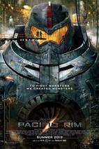 Plakát k filmu: Pacific Rim - Útok na Zemi 3D