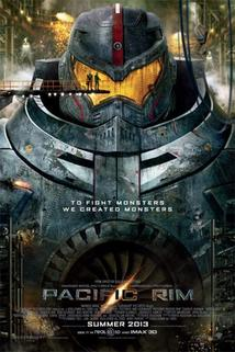 Plakát k filmu: Pacific Rim - Útok na Zemi
