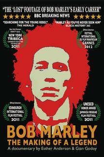 Plakát k filmu: Bob Marley: The Making of a Legend