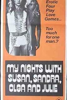 Mijn Nachten met Susan, Olga, Albert, Julie, Piet & Sandra