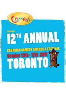 The 12th Annual Canadian Comedy Awards