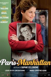 Plakát k filmu: Paříž-Manhattan