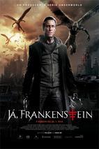 Plakát k filmu: Já, Frankenstein
