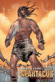 Spartacus: Blood and Sand - Motion Comic