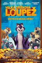 Plakát k filmu: Velká oříšková loupež