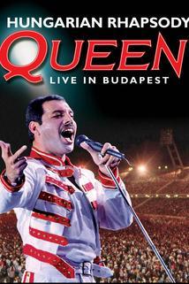 Plakát k filmu: Queen v Budapešti