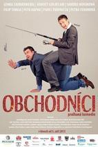 Plakát k filmu: Obchodníci
