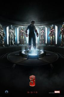 Plakát k filmu: Iron Man 3
