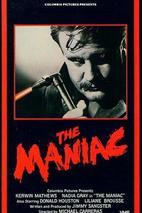Plakát k filmu: Maniak