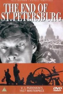 Plakát k filmu: Konec Petrohradu