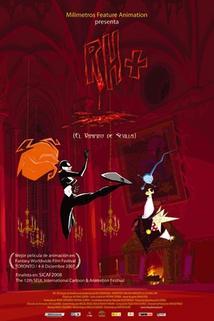 Plakát k filmu: RH+ Upíří pohádka
