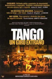 Tango, zvláštní obrat