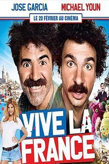 Plakát k filmu: Vive la France