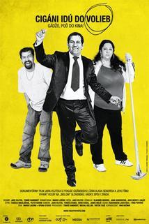 Plakát k filmu: Cikáni jdou do voleb
